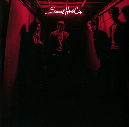 Foster The People Sacred Hearts Club