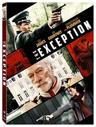 The Exception James Courtney Plummer DVD R