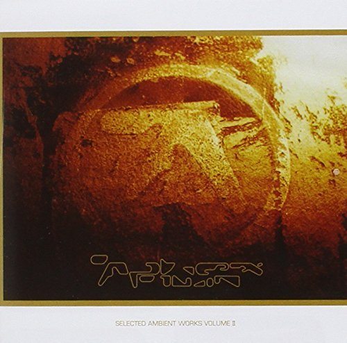 Aphex Twin Selected Ambient Works Ii 2cd Jewel Case