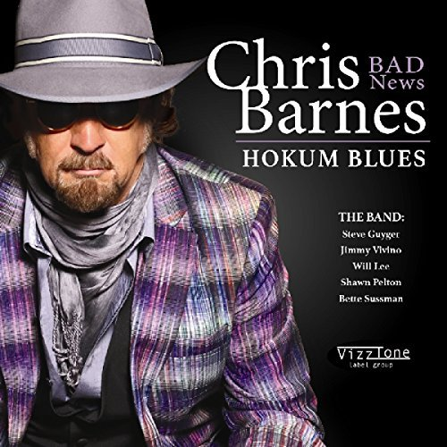 Chris 'bad News' Barnes Hokum Blues