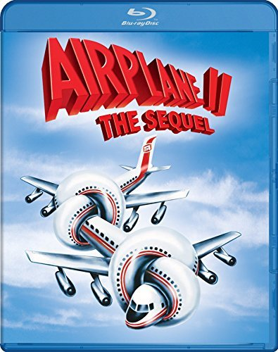 Airplane Ii The Sequel Hays Haggerty Blu Ray Pg
