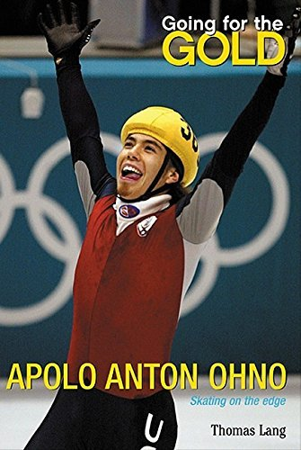 Thomas Lang Going For The Gold Apolo Anton Ohno