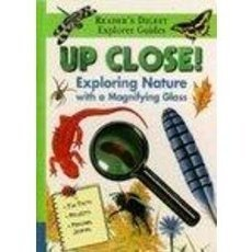 Sharon Sharth Up Close! Exploring Nature With A Magnifying Glass