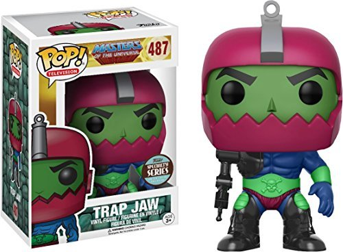 Pop Masters Of The Universe Trap Jaw Specialty Series