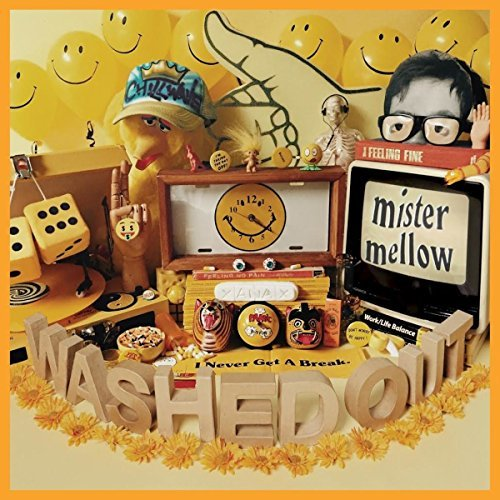 Washed Out Mister Mellow CD DVD
