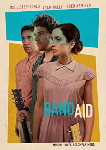 Band Aid Lister Jones Pally Armisen DVD Nr