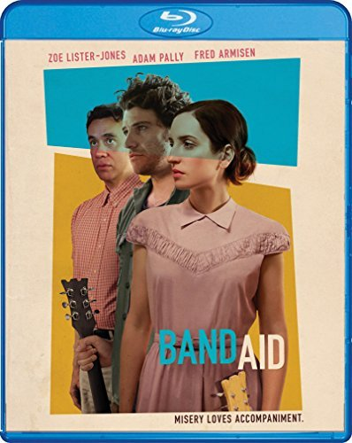 Band Aid Lister Jones Pally Armisen Blu Ray Nr