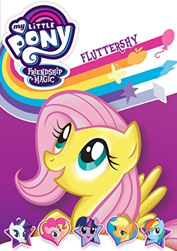 My Little Pony Friendship Is Magic Fluttershy DVD