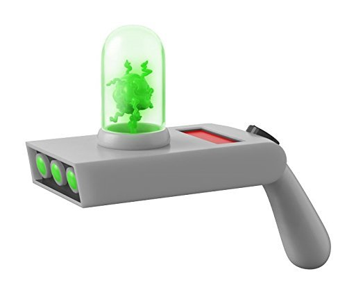 Funko Toy Rick & Morty Portal Gun