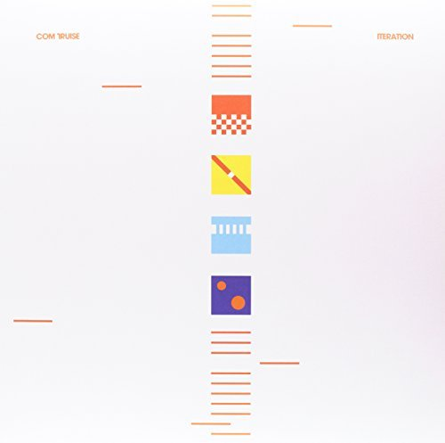 Com Truise Iteration (blue & White Vinyl) Indie Exclusive 2lp