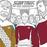 Adult Coloring Book Star Trek The Next Generation Continuing Missions