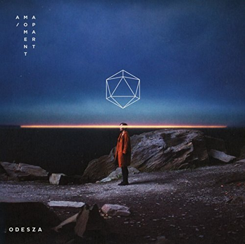 Odesza Moment Apart CD Digipak