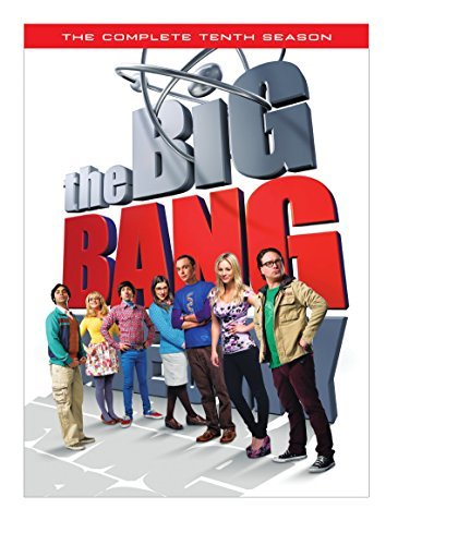 Big Bang Theory Season 10 DVD