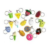 Yummy World Fresh Friends Keychain Series