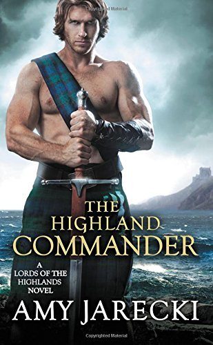 Amy Jarecki The Highland Commander
