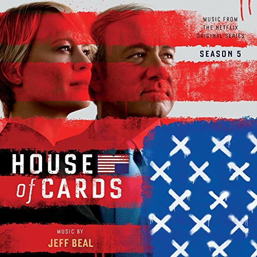 House Of Cards 5 Music From The Netflix Original Series 2 CD