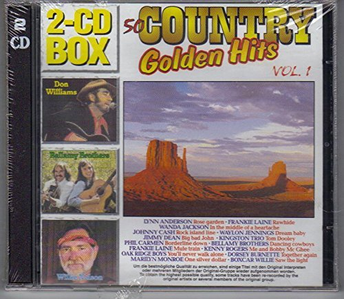 50 Golden Country Hits 1 50 Golden Country Hits 1
