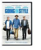 Going In Style Freeman Caine Arkin DVD Pg13