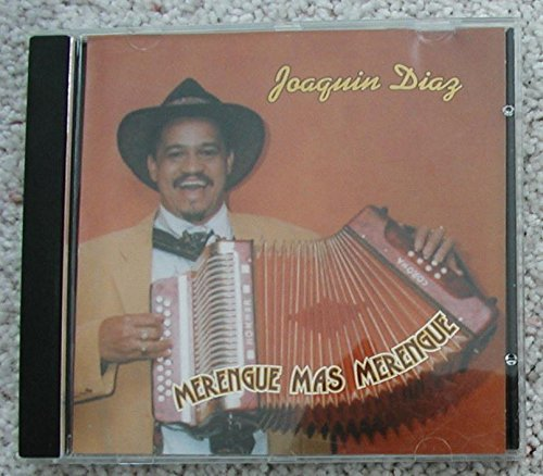 Joaquin Diaz Merengue Mas Merengue