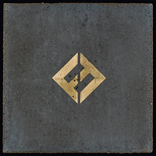 Foo Fighters Concrete & Gold