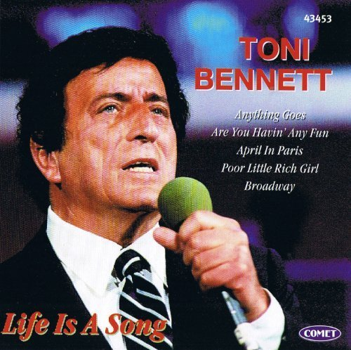 Tony Bennett Life Is A Song
