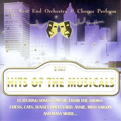 West End Orchestra & Chorus Hits From The Musicals