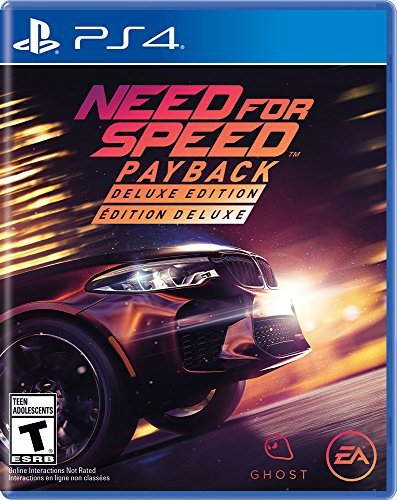 Ps4 Need For Speed Payback Deluxe Edition
