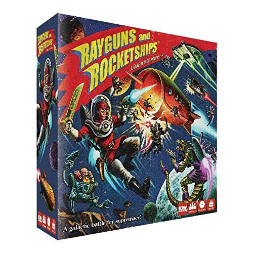 Board Game Rayguns And Rocketships