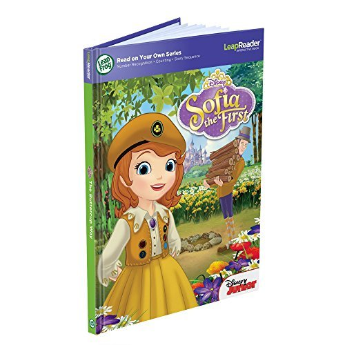 Leapfrog Leapreader Sofia The First The Buttercup Way