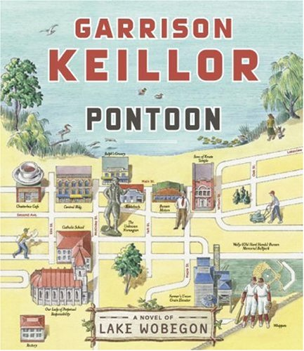 Garrison Keillor Pontoon (lake Wobegon Novels)
