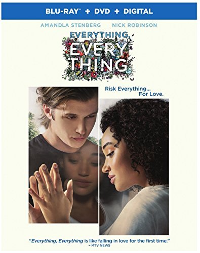 Everything Everything Stenberg Robinson Blu Ray DVD Dc Pg13