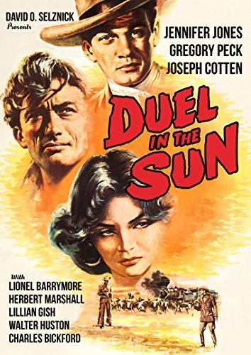 Duel In The Sun Jones Peck Cotton DVD Nr