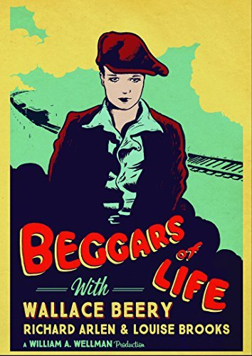 Beggars Of Life Beery Arlen Brooks DVD Nr