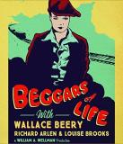 Beggars Of Life Beery Arlen Brooks Blu Ray Nr