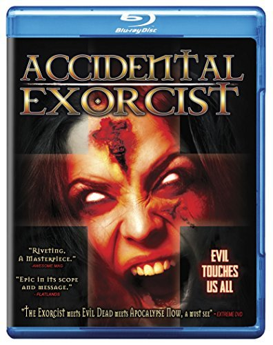 Accidental Exorcist Falicki Sills Blu Ray Unrated