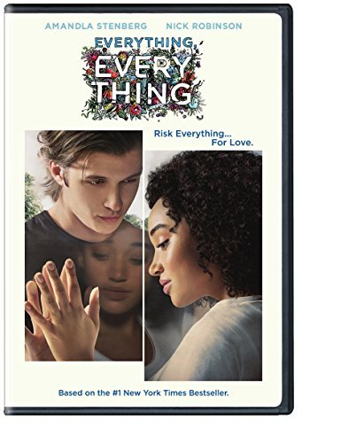Everything Everything Stenberg Robinson DVD Pg13