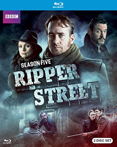 Ripper Street Season 5 Blu Ray
