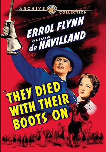 They Died With Their Boots On They Died With Their Boots On Made On Demand