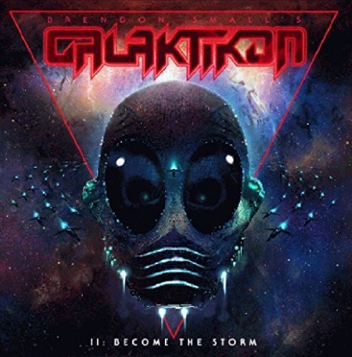 Brendon Small Galaktikon Ii Become The Storm Import Gbr