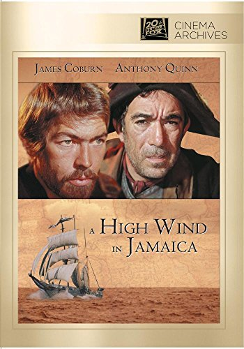 High Wind In Jamaica Quinn Coburn DVD Mod This Item Is Made On Demand Could Take 2 3 Weeks For Delivery