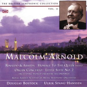M. Arnold Arnold The British Symphonic Collection Vol. 11