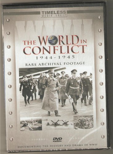 The World In Conflict 1944 1945 Rare Archival Footage