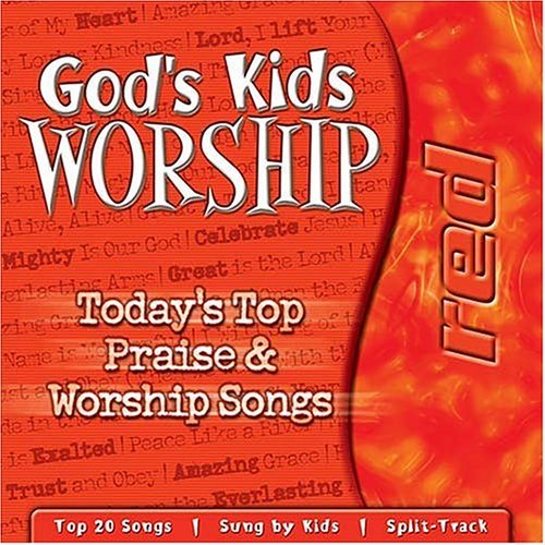 God's Kids Worship Red