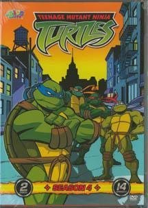 Teenage Mutant Ninja Turtles Season 4