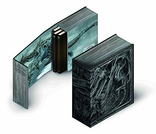 Bethesda Softworks The Skyrim Library Volumes I Ii & Iii (box Set)