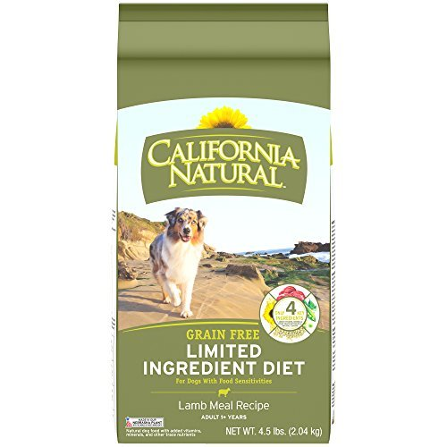California Natural Grain Free Lamb 5lb Qb 5