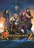 Descendants 2 Disney DVD