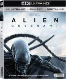 Alien Covenant Fassbender Waterson Crudup 4k Blu Ray Dc R