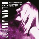 Johnny Winter Woodstock Revival 10 Year Anniversary Festival 1979 Lp