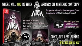 Nintendo Switch The End Is Nigh